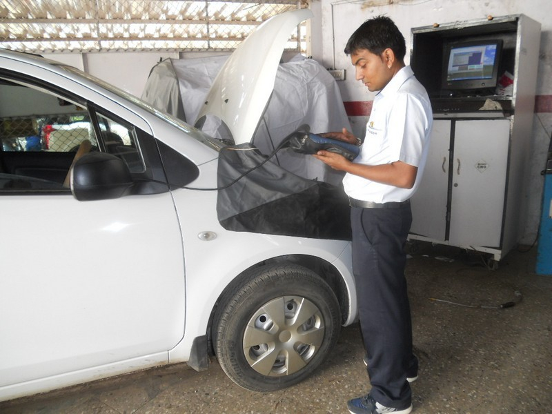 Riddhi - Maruti Authorised Service Station : Digital Check-up