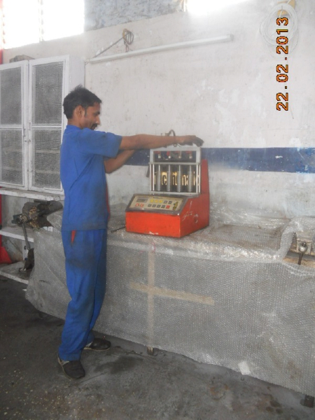 Riddhi - Maruti Authorised Service Station : Injector