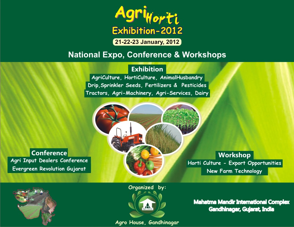 Agri Horti Exhibition 2012 Day 3