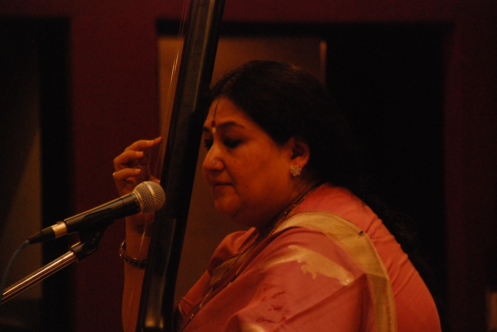 Cultural Program:- Songs By Shubha Mudgal