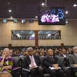 Invited Delegates from All Over the World at 6th Vibrant Gujarat Global Summit 2013- Mahatma Mandir, Gandhinagar