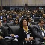 Partner Contries and other Delegates from All Over the World at Vibrant Gujarat Global Summit 2013- Mahatma Mandir, Gandhinagar