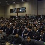 Invited Delegates from All Over the World at Vibrant Gujarat Global Summit 2013- Mahatma Mandir, Gandhinagar