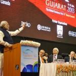 Shri Narendra Modi's Speech during Inaugural Function @ Vibrant Gujarat Global Summit 2013- Mahatma Mandir, Gandhinagar
