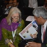 Images of Inaugural Function of Vibrant Gujarat Global Summit 2013- Mahatma Mandir, Gandhinagar