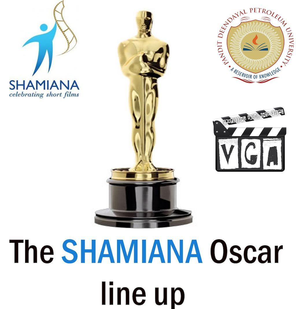 SHAMIANA @ PDPU (Oscar Special Screenings)