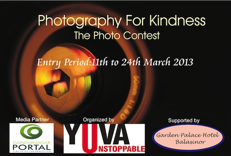 Photography for Kindness:- Yuva Unstoppable