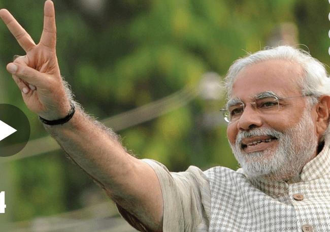 India PM Shri Narendra Modi at Gandhinagar : Swavlamban