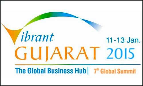PM Modi at the Inauguration of Vibrant Gujarat Summit 2015 in Gandhinagar, Gujarat