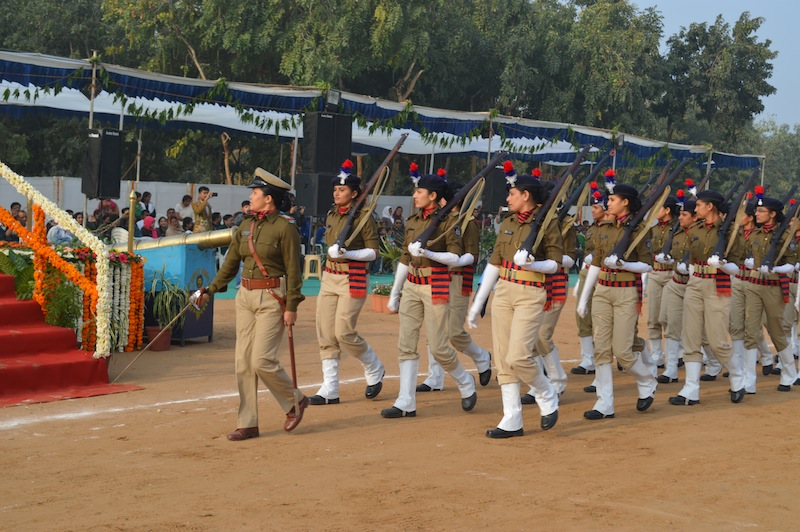 Republic Day Celebration at Gandhinagar : 2015