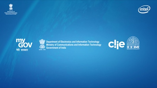 Innovate For Digital India Challenge:- Intel Live Webcast
