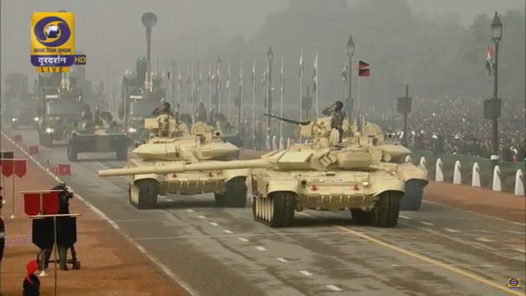 Republic Day Celebration Live from RAJPATH-Delhi