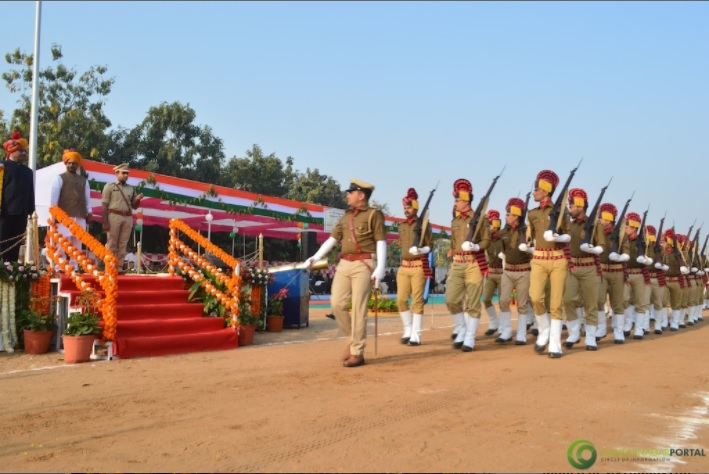 68th Republic Day of India – Gandhinagar